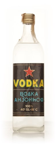 Boaka Russian Vodka 1l - 1970s