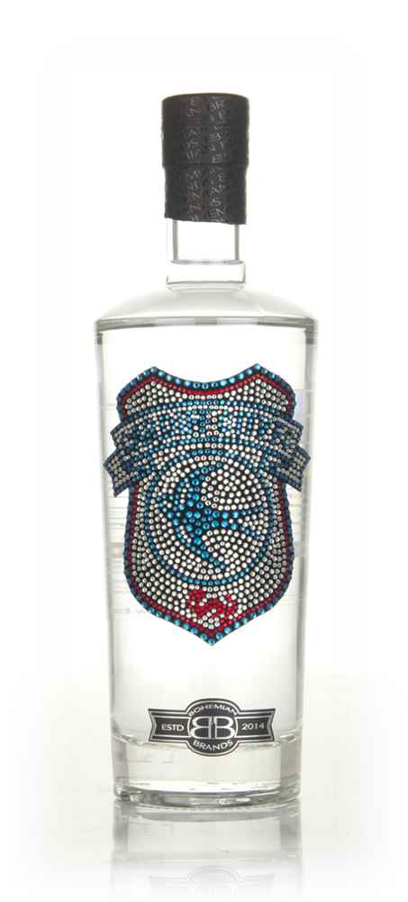 Bohemian Brands Cardiff City FC Vodka