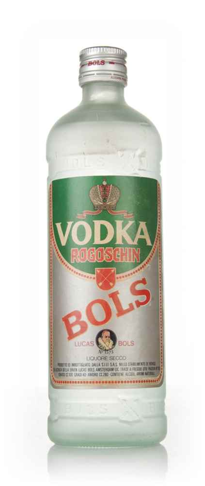 Bols Vodka Rogoschin - 1970s