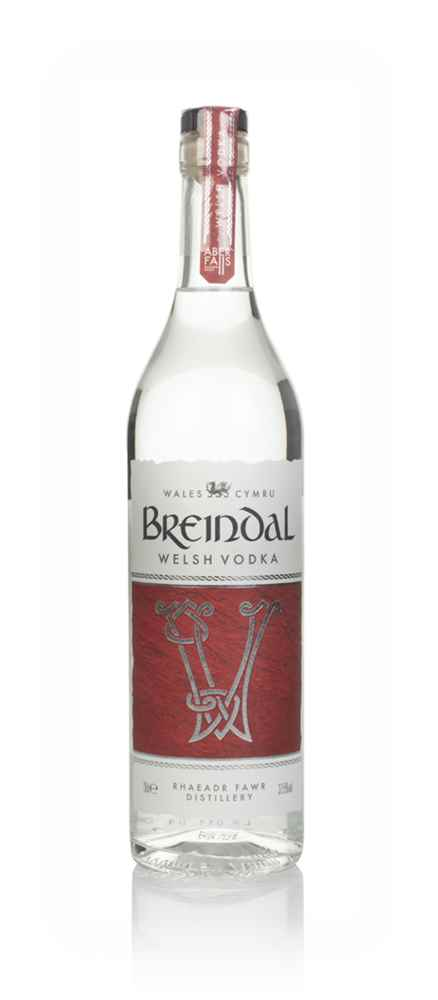 Breindal Welsh Vodka