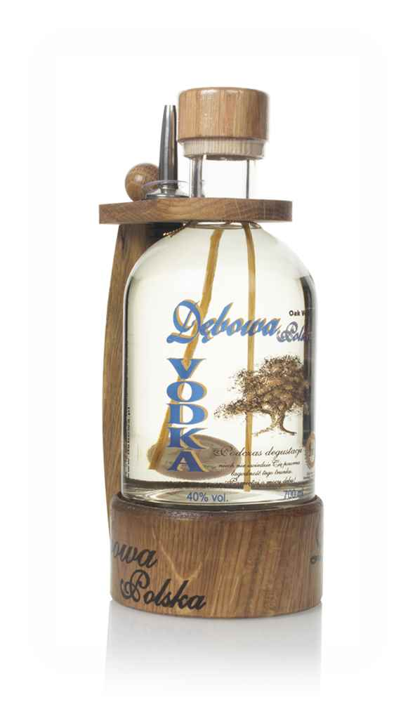 Debowa Oak Vodka (With Handle)