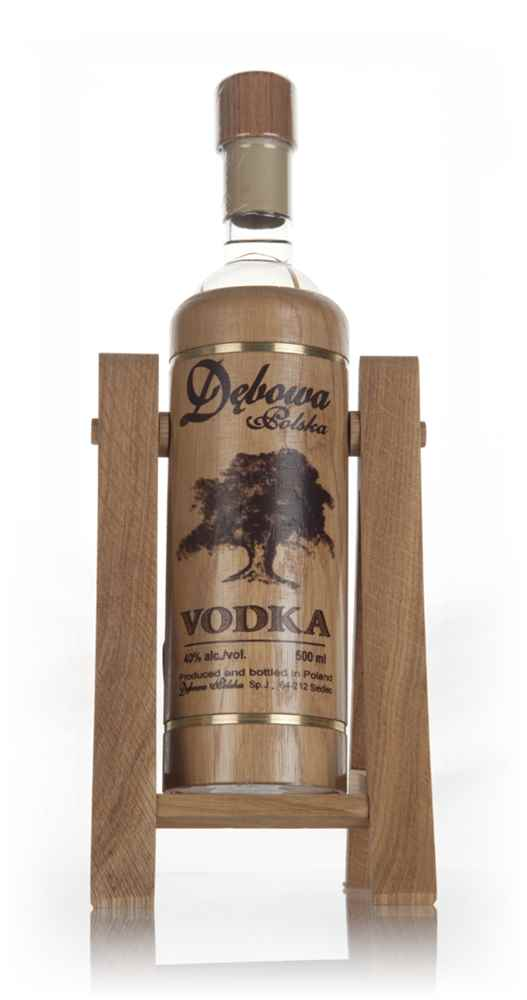 Debowa Premium Vodka Swing Stand