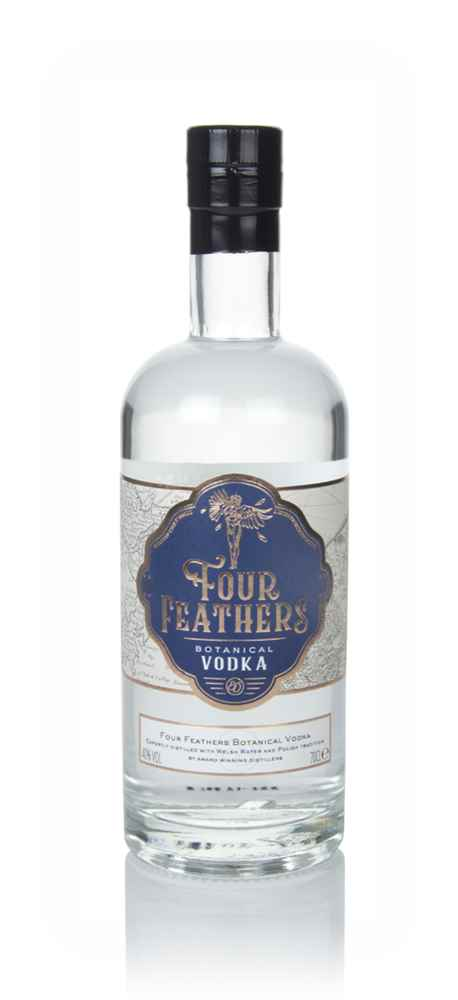 Four Feathers Botanical Vodka