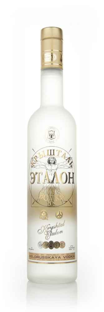 Kryshtal Etalon Vodka
