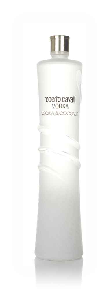 Roberto Cavalli Coconut Vodka