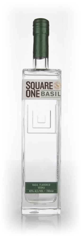 Square One Basil Vodka