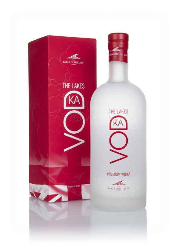 The Lakes Vodka (1L)