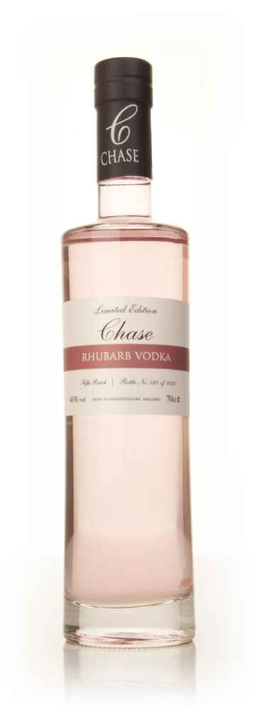 Chase Rhubarb Vodka - Batch 5 (Limited Edition)