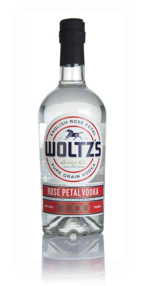 Woltz Rose Petal Vodka