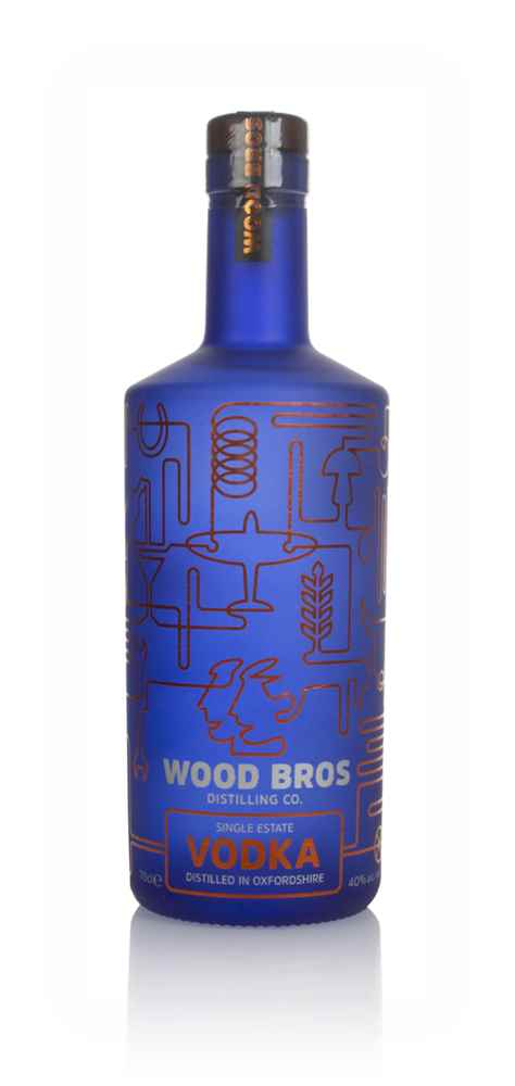 Wood Brothers Single Estate Vodka
