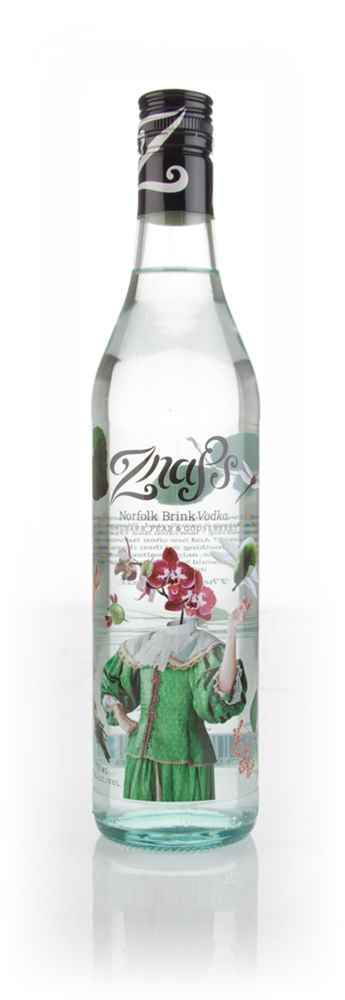 Znaps Norfolk Brink Vodka