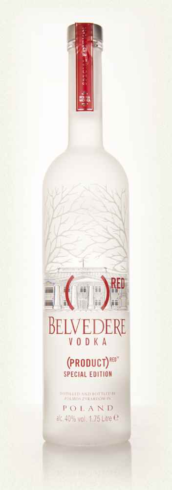 Belvedere (RED) 1.75l