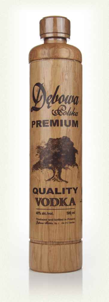 Debowa Premium Vodka (50cl)