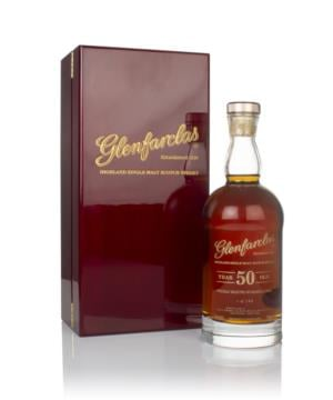 50 Year Old Whiskey >> Glenfarclas 50 Year Old Decanter