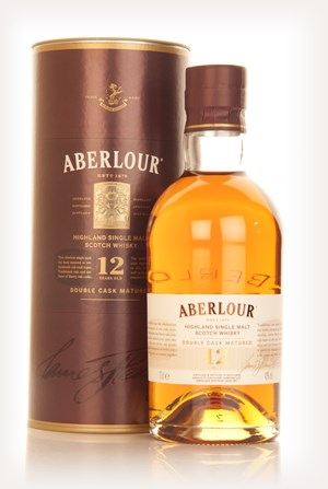 Aberlour 12 Year Old Double Cask Matured 43%