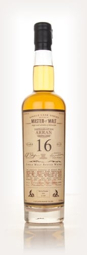 Arran 16 Year Old - Single Cask (Master of Malt) 53.9%