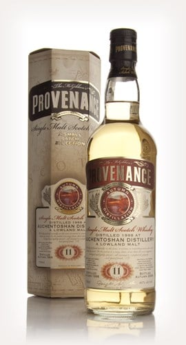 Auchentoshan 11 Year Old 1998 - Provenance (Douglas Laing)