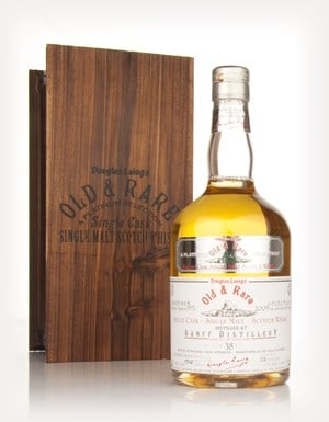 Banff 38 Year Old 1971 - Old and Rare Platinum (Douglas Laing)