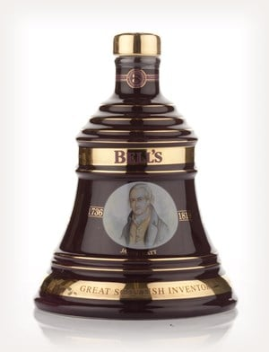 Bell's 2002 Christmas Decanter