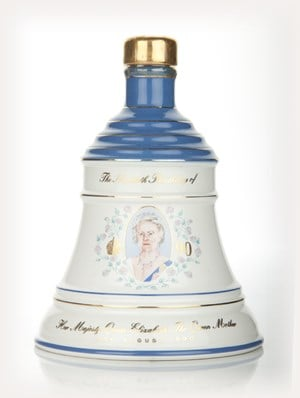 Bell's Queen Mother 90th Birthday Decanter