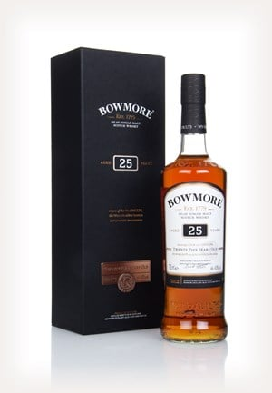 Bowmore 25 Year Old (Small Batch Release)