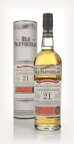 Caperdonich 21 Year Old 1992 (cask 10282) - Old Particular (Douglas Laing)