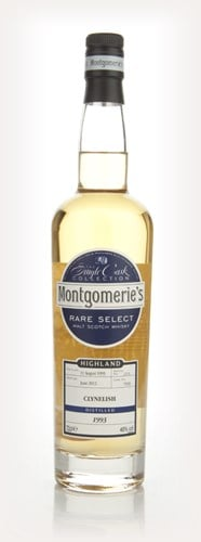 Clynelish 1993 - Rare Select (Montgomerie's)