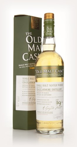 Cragganmore 19 Year Old 1991 - Old Malt Cask (Douglas Laing)