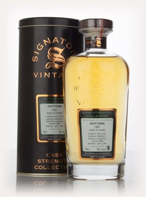 Dufftown 15 Year Old 1997 (cask 19488) - Cask Strength Collection (Signatory)