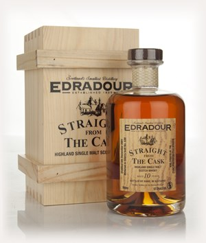 Edradour 10 Year Old 2001 (cask 530) - Straight from the Cask