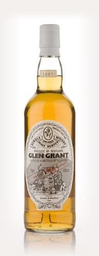 Glen Grant 1968 (Gordon and MacPhail)