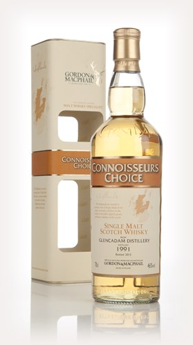 Glencadam 1991 (bottled 2013) - Connoisseurs Choice (Gordon & MacPhail)