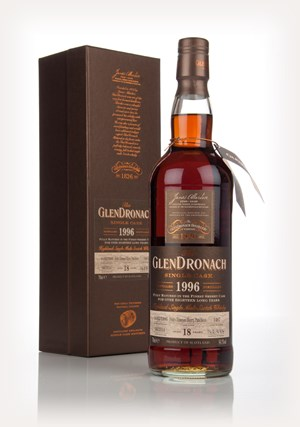 GlenDronach 18 Year Old 1996 (cask 1487) - Batch 10