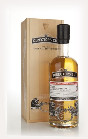 The Glenlivet 35 Year Old 1977 (cask 8574) - Directors' Cut (Douglas Laing)