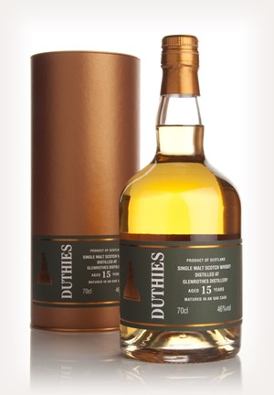 Glenrothes 15 Year Old - Duthies (WM Cadenhead)