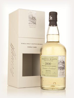 Summer Orchard 2000 - Wemyss Malts (Linkwood)