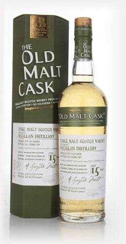 The Macallan 15 Year Old 1997 (cask 9458) - Old Malt Cask (Douglas Laing)