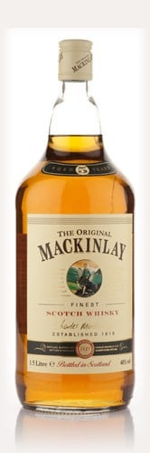 Mackinlay's Blended Scotch Whisky