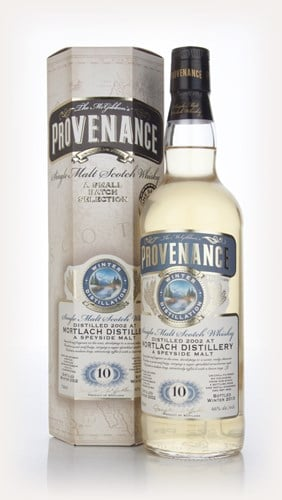 Mortlach 10 Year Old 2002 (cask 9520) - Provenance (Douglas Laing)