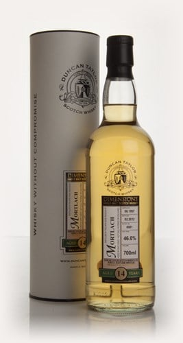 Mortlach 14 Year Old 1997 - Dimensions (Duncan Taylor)