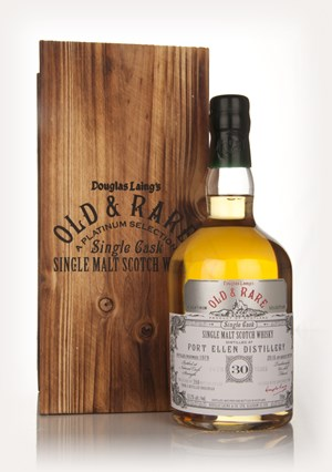 Port Ellen 30 Year Old 1979 - Old and Rare Platinum (Douglas Laing)