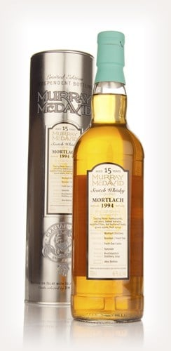 Mortlach 15 Year Old 1994 (Murray McDavid)