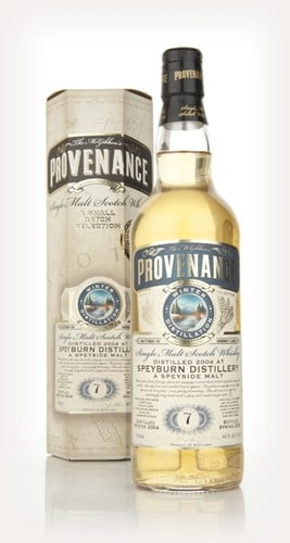 Speyburn 7 Year Old 2004 (cask 8498) - Provenance (Douglas Laing)
