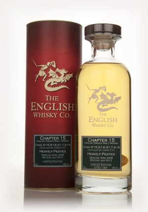 English Whisky Co. Chapter 15 - Cask Strength