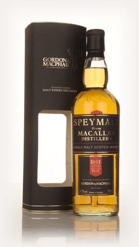 The Macallan 2003 - Speymalt (Gordon & Macphail)