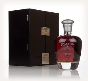Tomatin 32 Year Old 1981 (Cask 001)