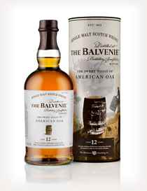 Balvenie The Sweet Toast