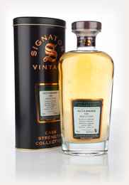 Allt-á-Bhainne 22 Year Old 1991 (cask 109437) - Cask Strength Collection (Signatory) 3cl Sample