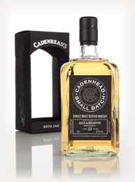 Allt-á-Bhainne 22 Year Old 1992 - Small Batch (WM Cadenhead)