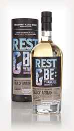 Arran 18 Year Old 1996 (cask 96528) (Rest & Be Thankful) 3cl Sample